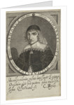 Portrait of Johannes Michaelius, Joshua Offermans by Cornelis Boey