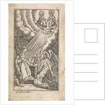 Annunciation by Abraham Starre