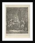 Aristodemus prince of Cuma betrayed by Xenocrite by Arnold Houbraken