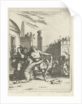 Infanticide in Bethlehem Arnold Houbraken, 1681-1683 by Arnold Houbraken