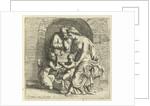 The Holy Family with John the Baptist by Andrea del Sarto