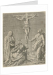 Crucifixion of Christ by Pieter Maes