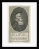 Portrait of Hans Alenson, Andries van Buysen Jr by Adriaan Spinniker