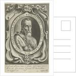 Portrait of Ferdinand Alvarez de Toledo, Duke of Alva by H. Jacobsen
