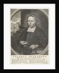 Portrait of James Oldenborggade by Simon onder de Linde