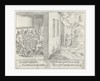 Abraham expels Hagar and Ishmael by Cornelis Bos
