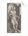 Apostle Bartholomew by Lambertus Suavius