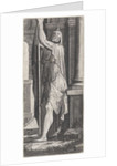 Apostle Mattias by Lambertus Suavius