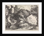 Landscape with Hagar and Ishmael by Paul Bril