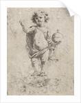 Christ Child as Salvator Mundi by Cornelis Schut I