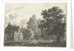 Landscape with country by Pieter Casper Christ