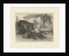 The dog cart, Charles Rochussen by Frans Buffa en Zonen