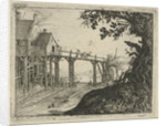 Landscape with a watermill by Gillis Peeters I