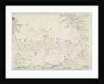 Triumph of Bacchus and Ariadne by Gerard Melder