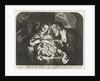 The Nativity by Cornelis Bloemaert II