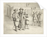 Barneveld, is led to the scaffold, 1619 by Hendrik Bary