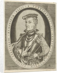 Portrait of Ferdinand II of Tyrol by Hieronymus Cock