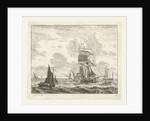 Sailing on troubled water by Gerrit Groenewegen