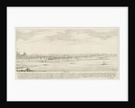 View of Tours, France, caption and excudit Parisiis by Francois Collignon