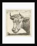 Cup cow by Cornelis Bisschop