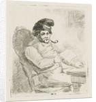 Pipe Smoker by David van der Kellen II
