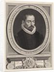 Portrait of the lawyer Pierre Pithou by Pieter van Schuppen
