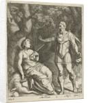 Cephalus and Procris by Jan van Ossenbeeck