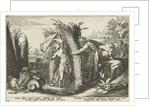 Pan and Syrinx by Franco Estius