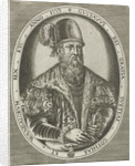 Portrait of King Gustav I of Sweden by Hieronymus Cock