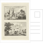 Steenpoort and Vospoort in Goch by Anonymous