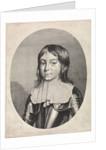 Portrait of Wolfert van Brederode. Theodor Matham by Jan Mijtens