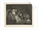 Isaac blesses Jacob by Govert Flinck