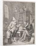 The lawyer by David van der Kellen III