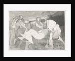 Entombment of Christ by Titiaan
