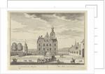 Front of Castle Zuilenstein by Daniël Stopendaal