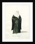 Dame turque by Mahmud II