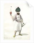 Cherbetzi by Mahmud II