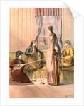 Armenian bride, Travels through Turkey 1862 by Henry J. Van Lennep