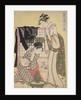 Chûbon no zu, Picture of the middle class by Utamaro Kitagawa