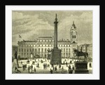 Glasgow UK 1880 St. George's Square Great Britain by Anonymous