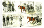 Australia Victoria Black Trackers 1881 by Anonymous