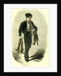 Espana Hunter Hunt 19th Century by Anonymous
