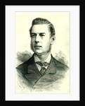 Joseph Chamberlain 1885 UK Liberal Statesman Attracting Much Attention by Anonymous