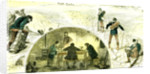 Colorado U.S.A. 1881 Rough Travel Topping the Argentine Pass by Anonymous