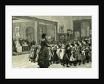 Boarding School 1881 UK Physical Training Children Gymnastics Teacher Parents by Anonymous