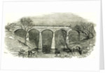Eamont Viaduct UK 1846 Opening of the Lancaster and Carlisle Railway by Anonymous