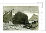 Dover UK 1887 Wreck of the Russian Vessel Joutsen by Anonymous