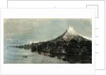 Cuntamana Mountain Peru 1869 by Anonymous
