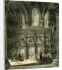 Chartres Cathedral France 1851 by Anonymous