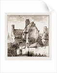 House In Which Prince Charles Edward Took Refuge At Roscoff, Brittany by Anonymous